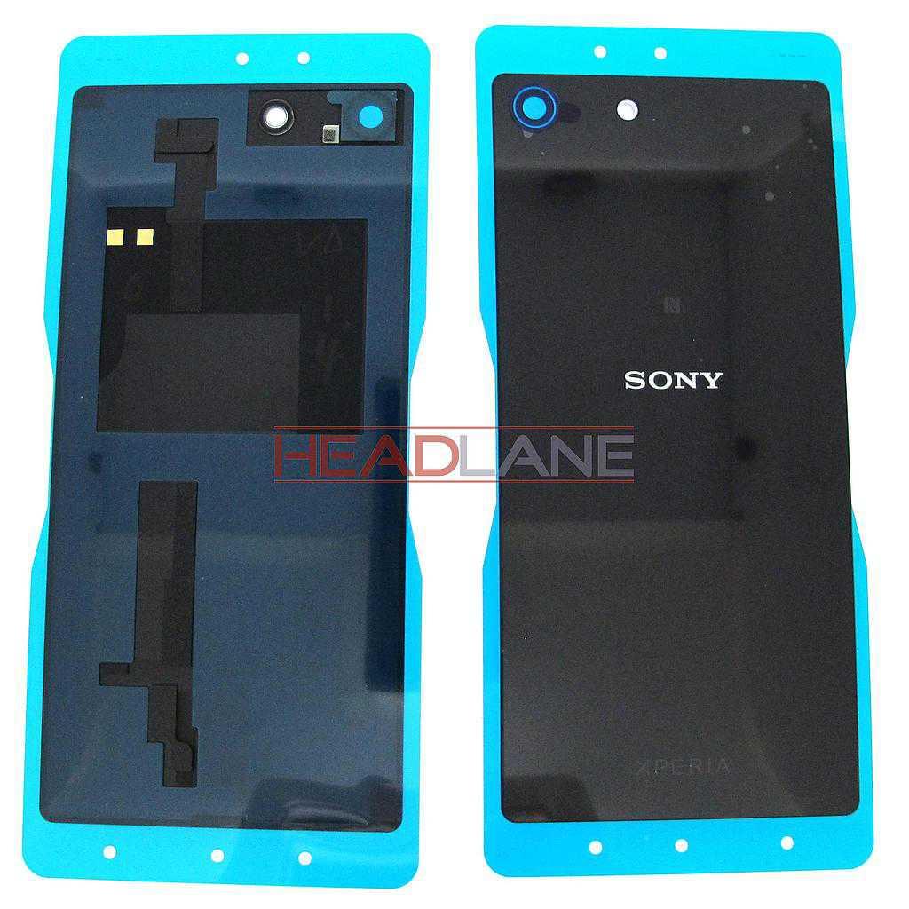 Sony E5603 - Xperia M5 Back Panel Black