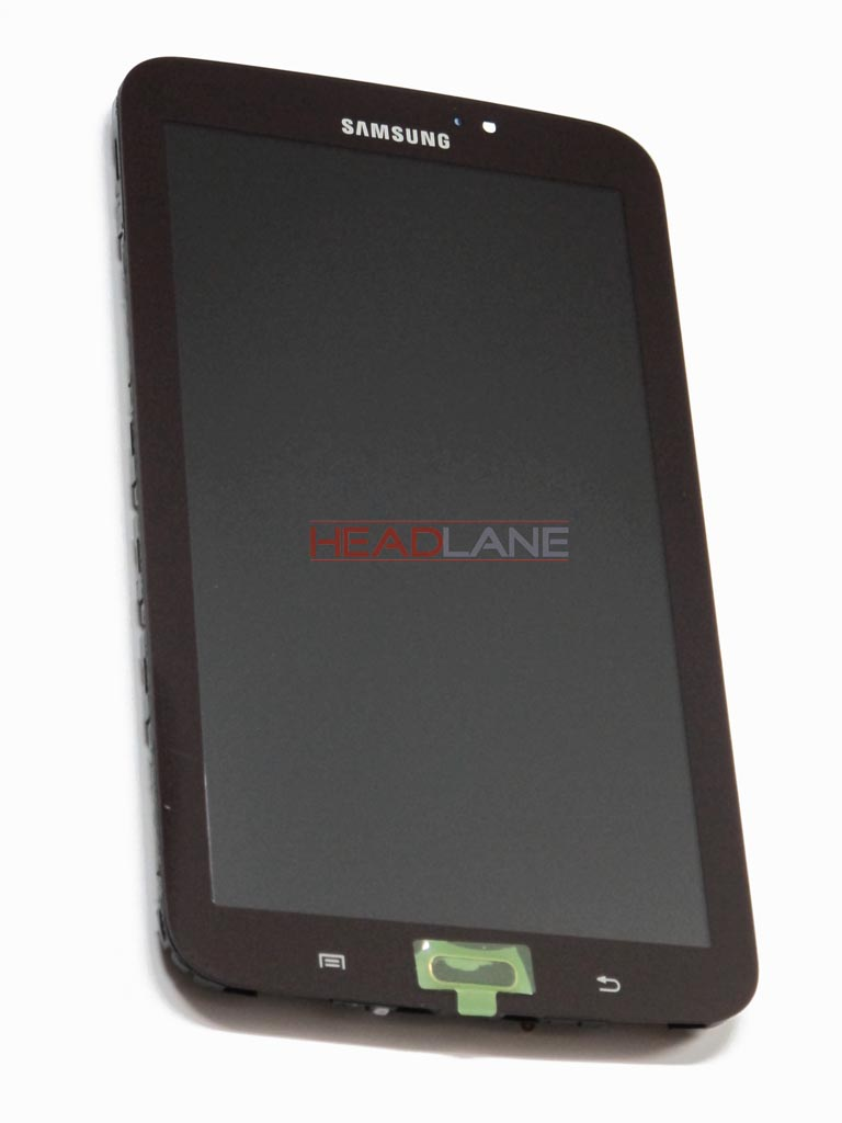 Samsung SM-T210 Galaxy Tab 3 7.0 LCD Display / Screen + Touch - Green
