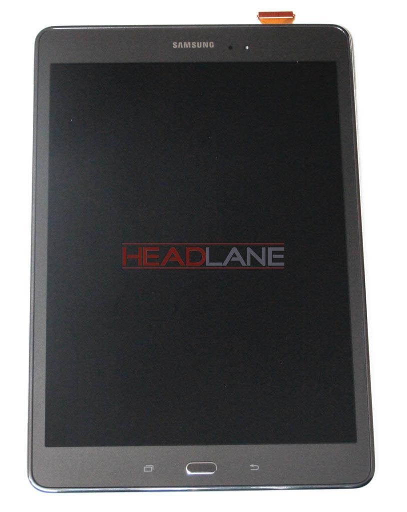 Samsung SM-T555 Galaxy Tab A 9.7 LCD Display / Screen + Touch - Grey