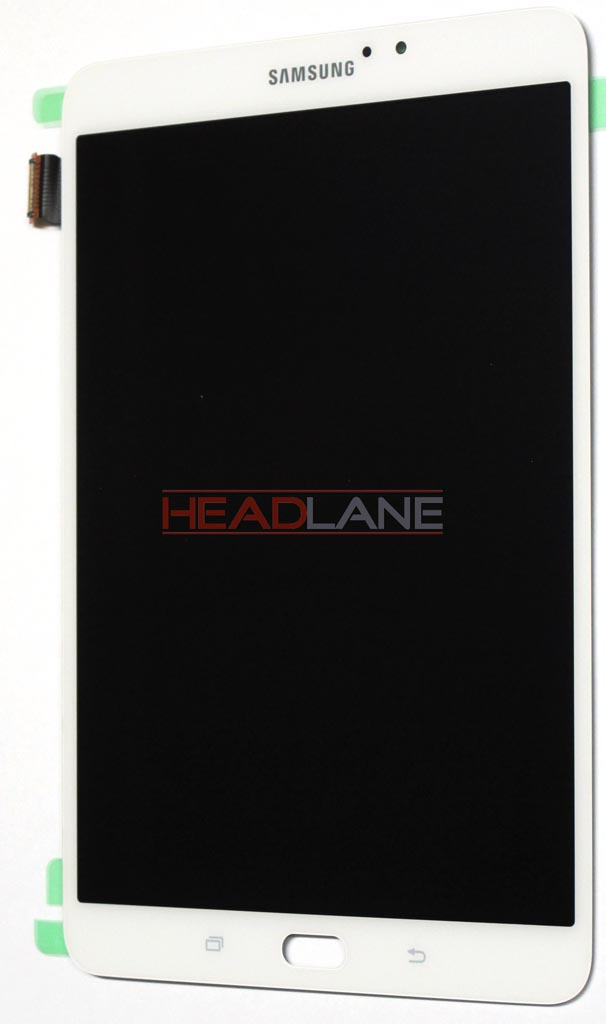 Samsung SM-T713 Galaxy Tab S2 LCD Display / Screen + Touch - White