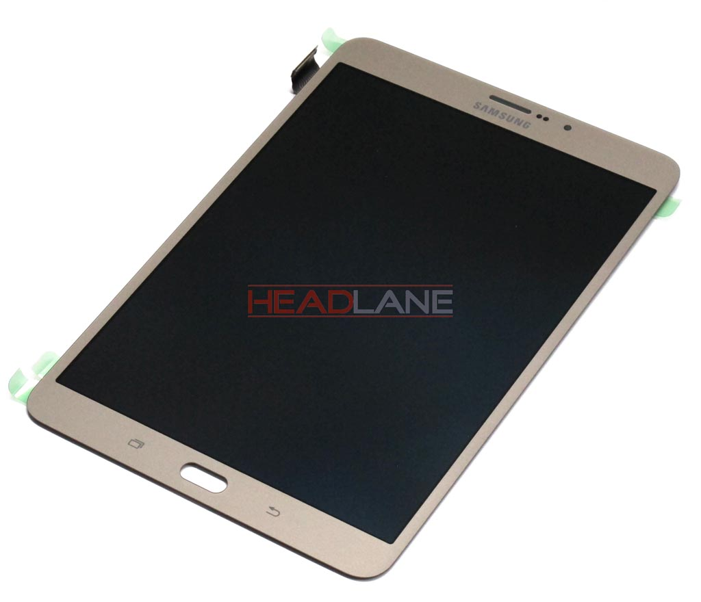 Samsung SM-T719 Galaxy Tab S2 LCD Display / Screen + Touch - Gold