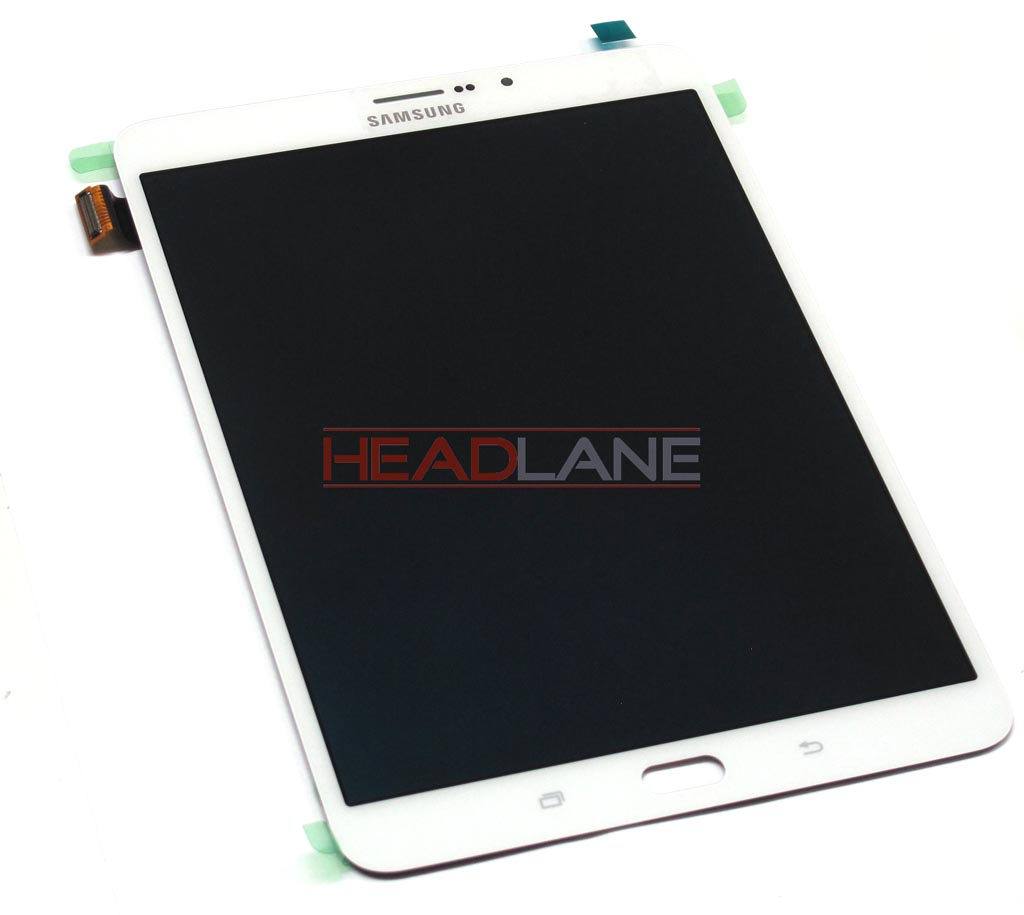 Samsung SM-T719 Galaxy Tab S2 LCD Display / Screen + Touch - White
