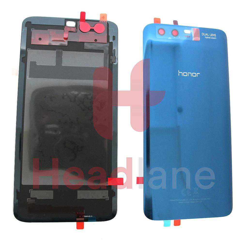 Huawei Honor 9 Premium Battery Cover - Blue