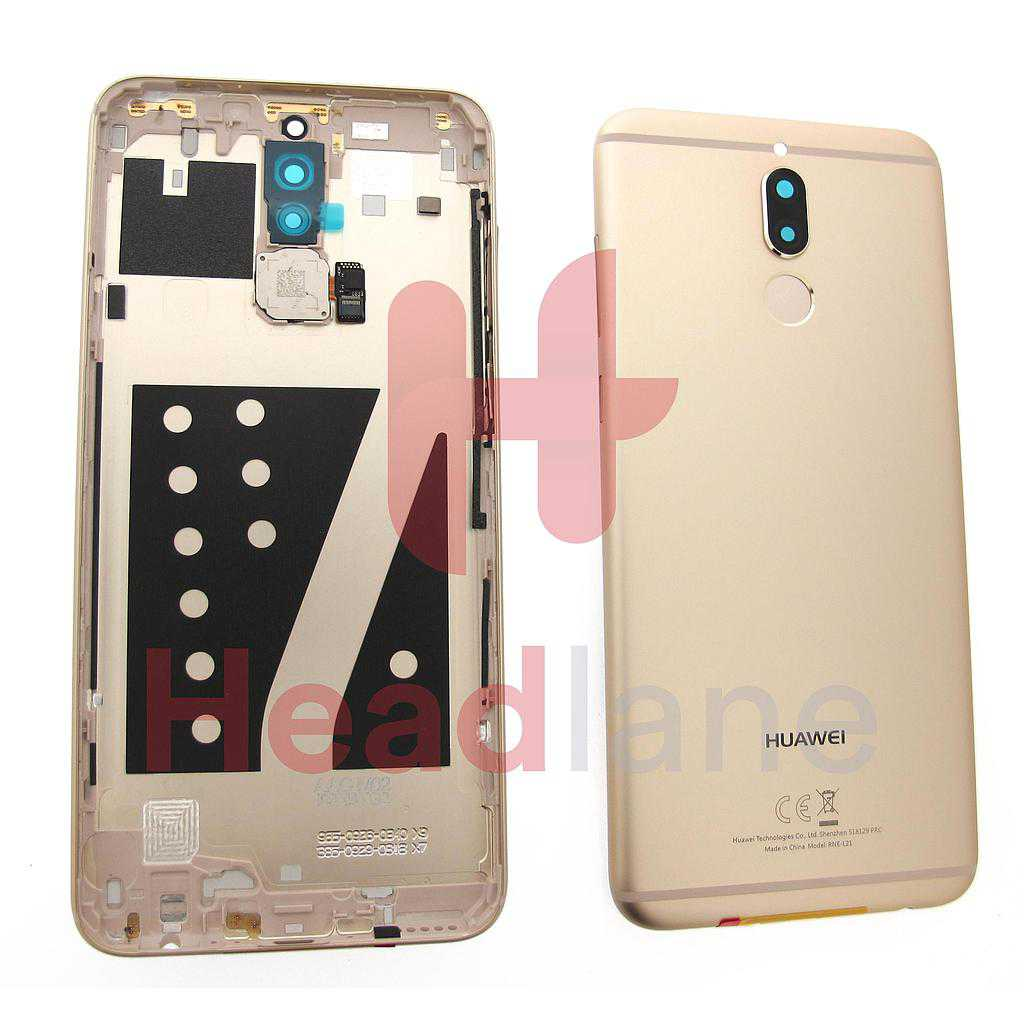 Huawei Mate 10 Lite Battery Cover - Gold