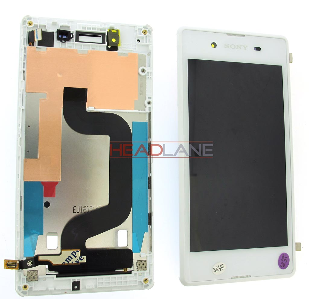 Sony D2202 Xperia E3 LCD Display / Screen + Touch - White