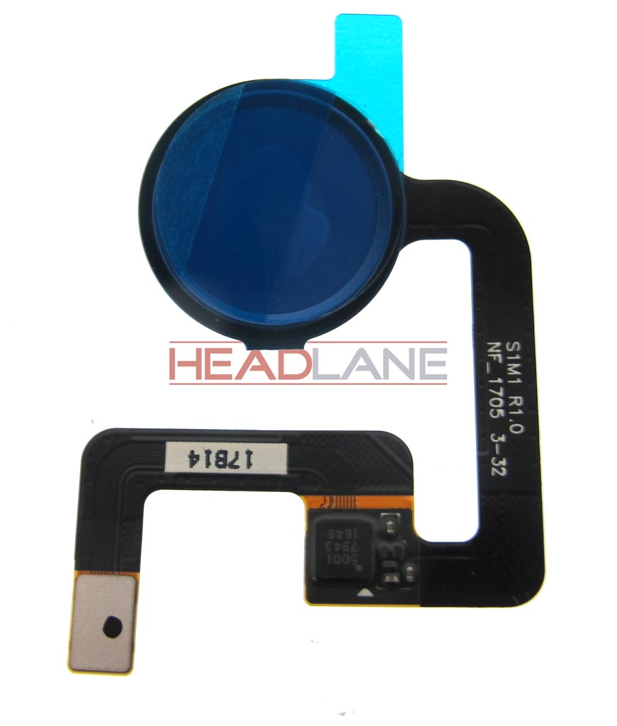 Google Pixel XL G-2PW2200 Fingerprint Sensor - Blue
