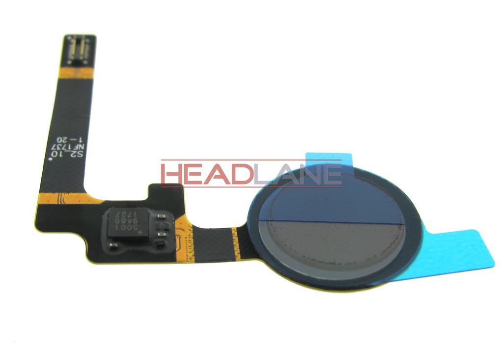 Google Pixel 2 G011A Fingerprint Reader / Sensor - Black