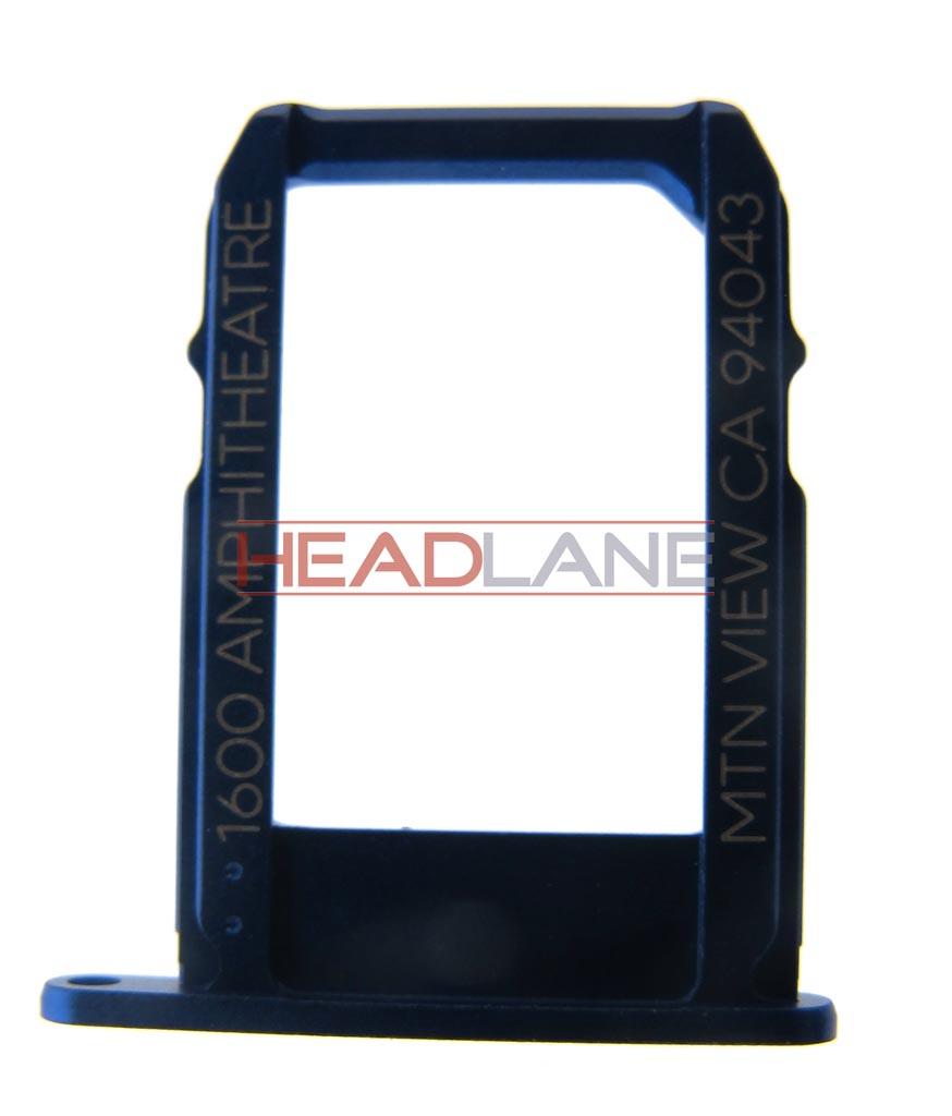 Google Pixel G-2PW4200 SIM Card Tray - Blue
