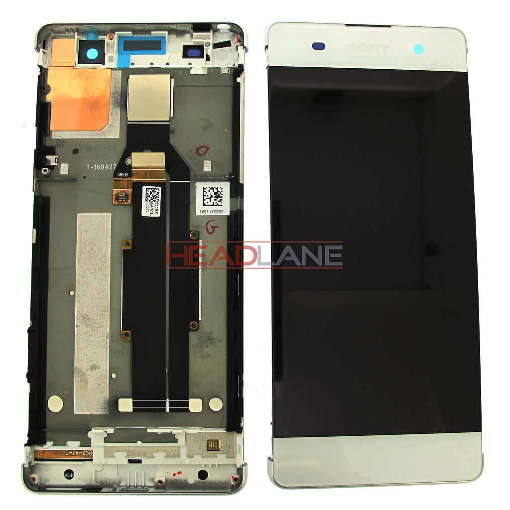 Sony F3111 Xperia XA/F3112 LCD Display / Screen + Touch - White