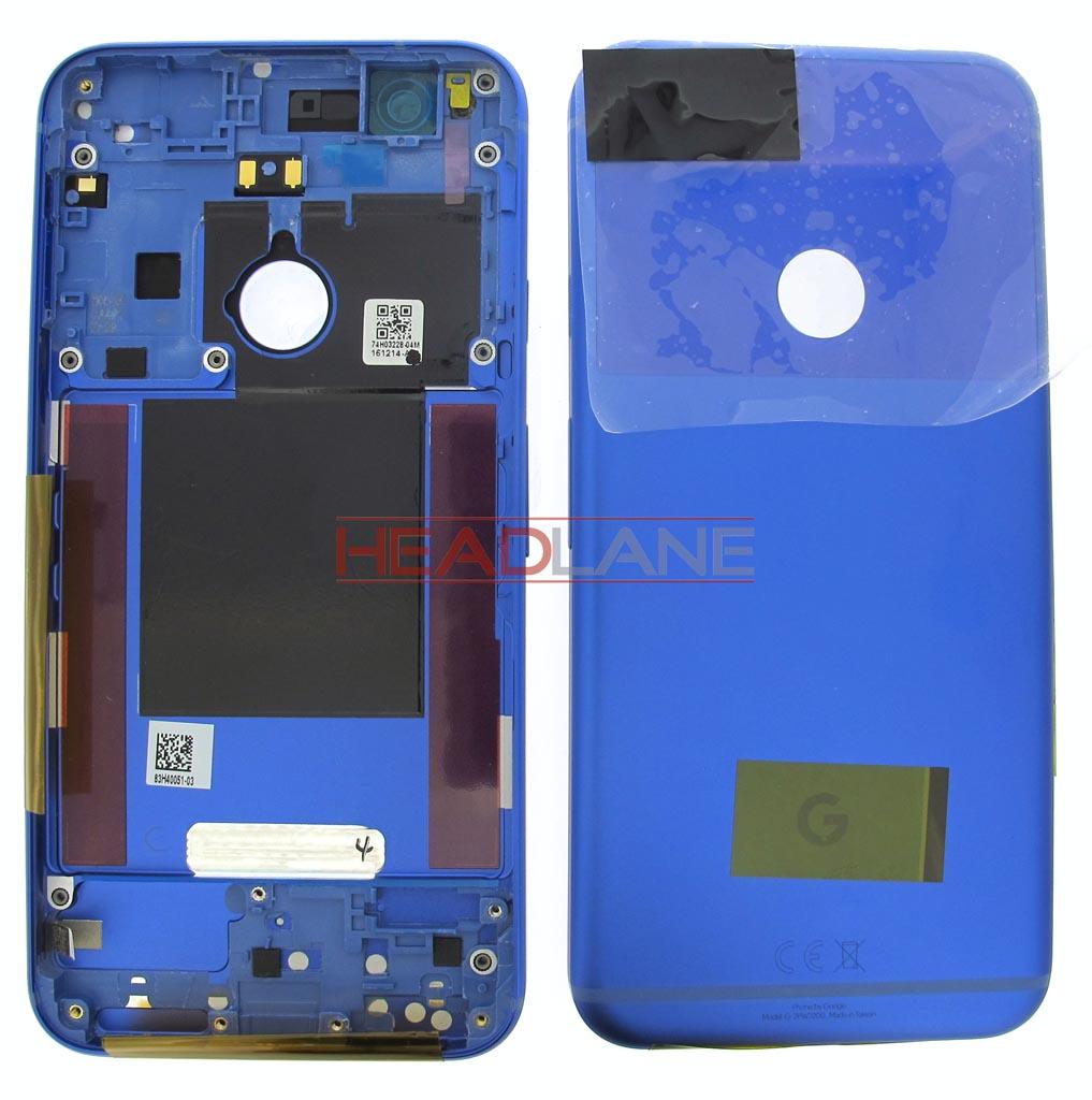 Google Pixel XL G-2PW2200 Battery / Back Cover - Blue
