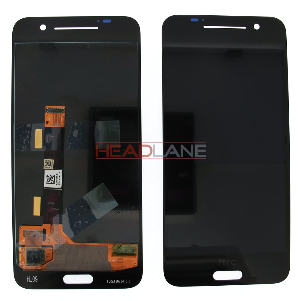 HTC One A9 LCD Display / Screen + Touch - Carbon Grey / Black