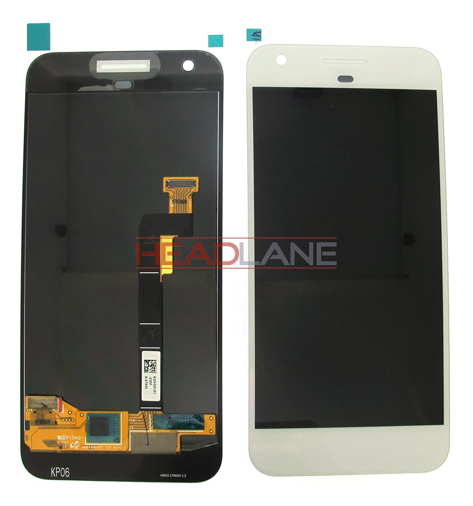 Google Pixel G-2PW4200 LCD Display / Screen + Touch - White
