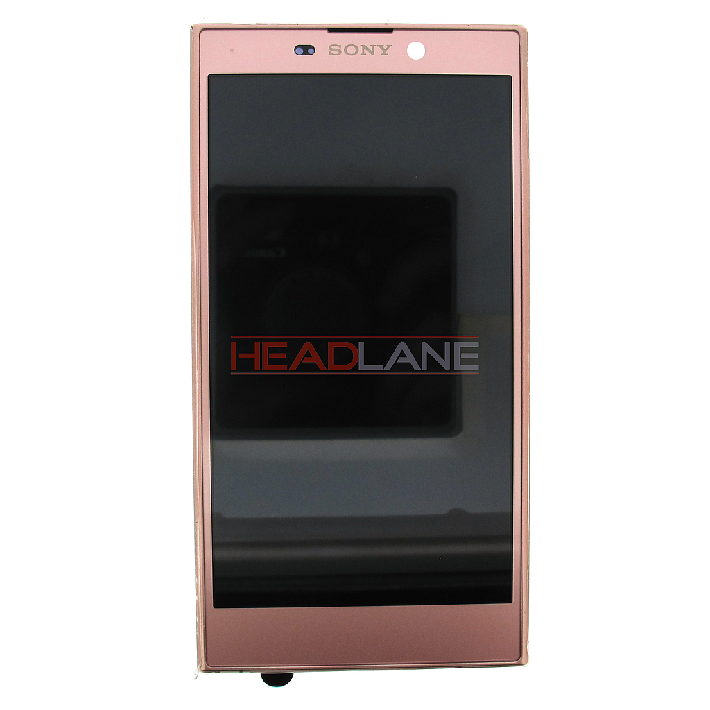 Sony H3311 Xperia L2 LCD Display / Screen + Touch - Pink