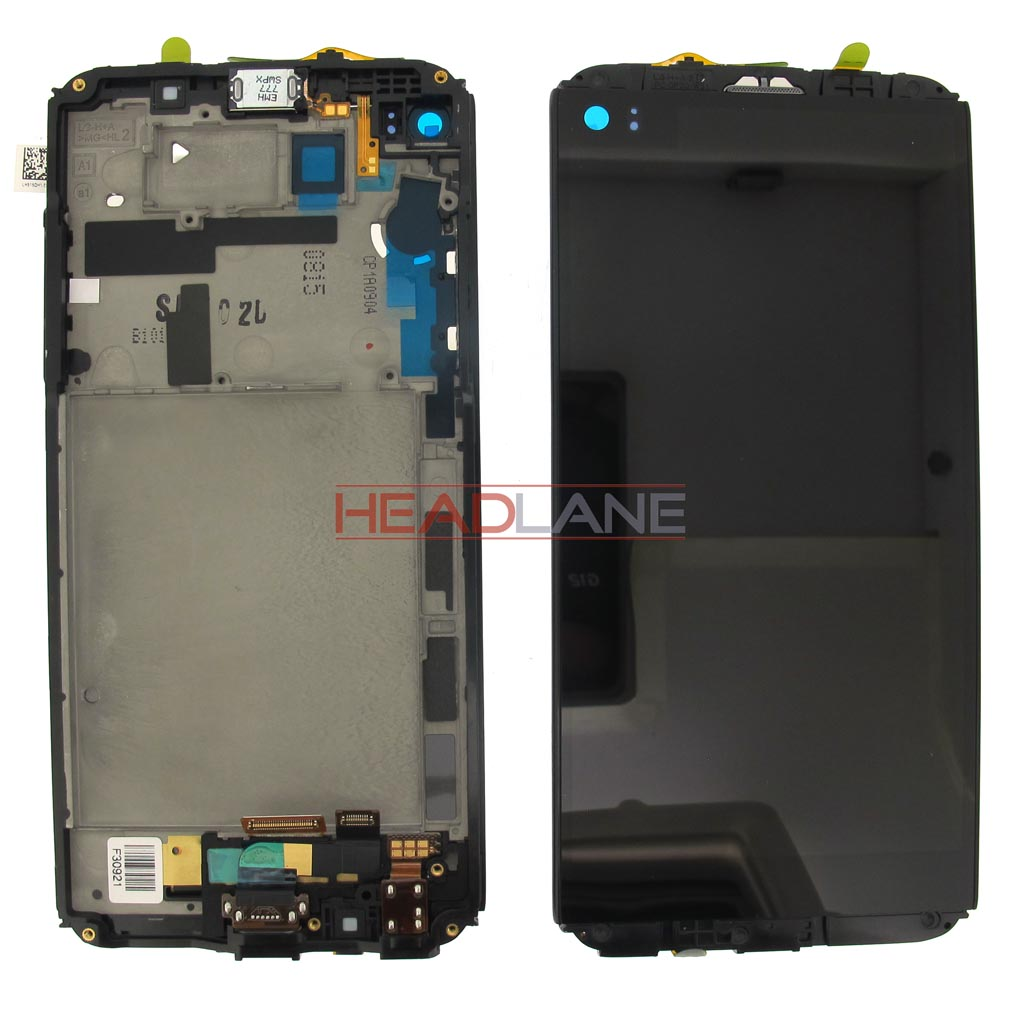LG H970 Q8 LCD Display / Screen + Touch