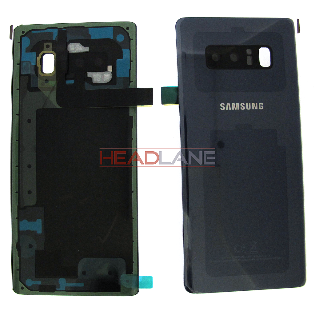 Samsung SM-N950 Galaxy Note 8 Battery Cover - Blue