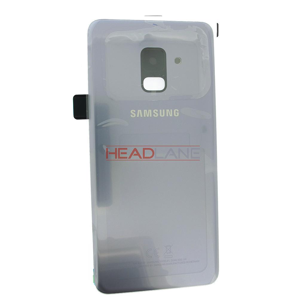 Samsung SM-A530 Galaxy A8 (2018) Battery Cover - Grey