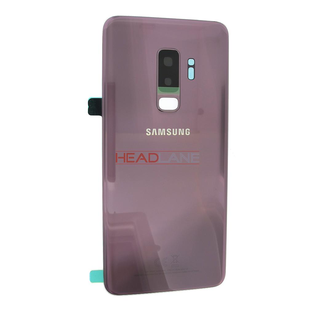 Samsung SM-G965F Galaxy S9+ Single SIM Battery Cover- Purple