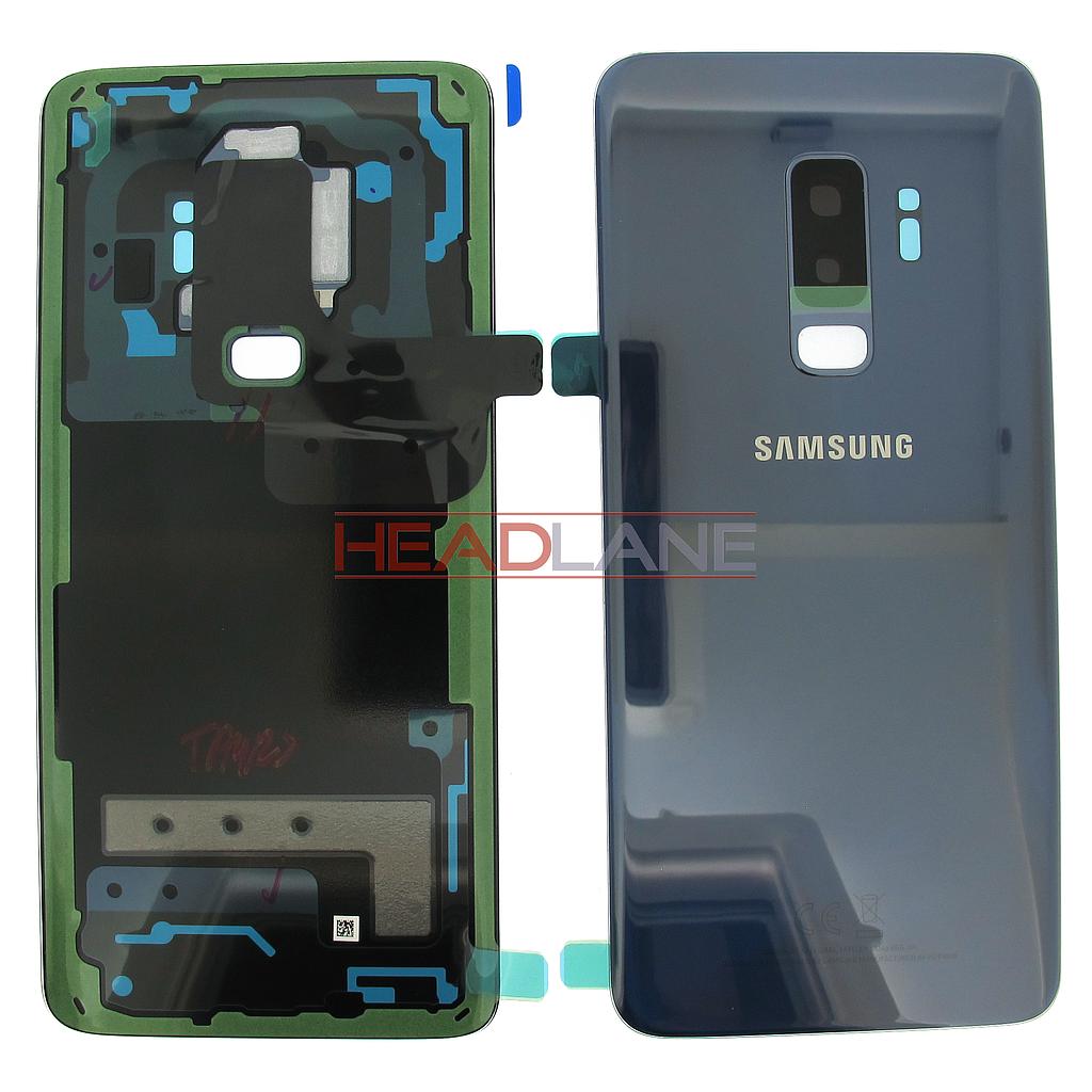 Samsung SM-G965F Galaxy S9+ Single SIM Battery Cover - Blue