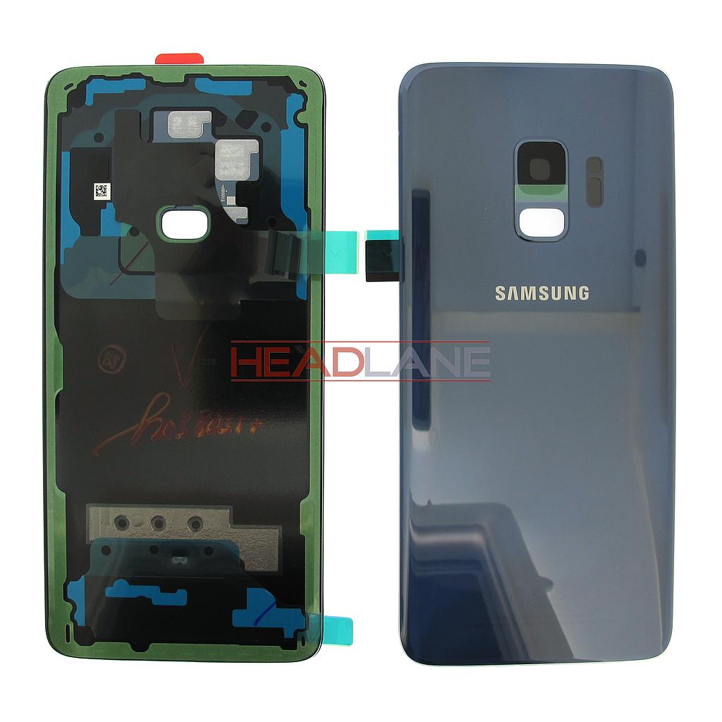 Samsung SM-G960F Galaxy S9 Single SIM Battery Cover - Blue