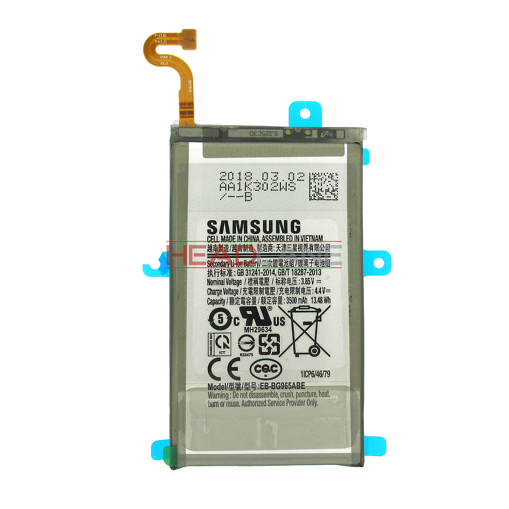 Samsung SM-G965 Galaxy S9+ Internal Battery EB-BG965ABE