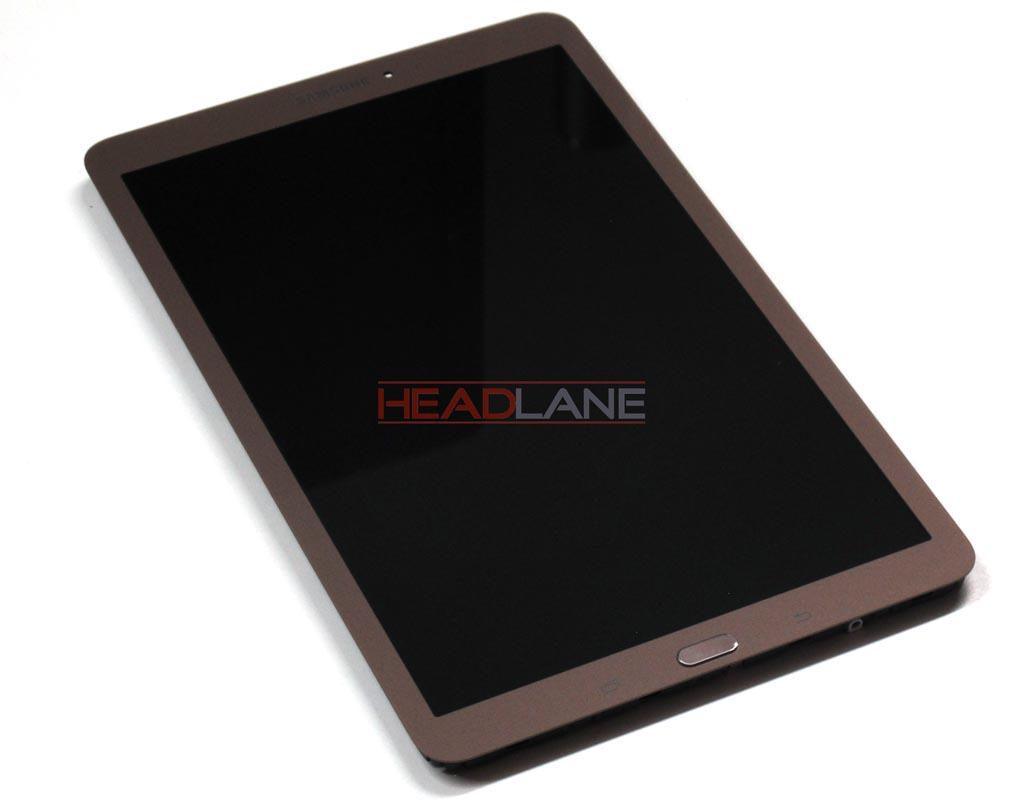 Samsung SM-T560 Galaxy Tab E LCD Display / Screen + Touch - Brown