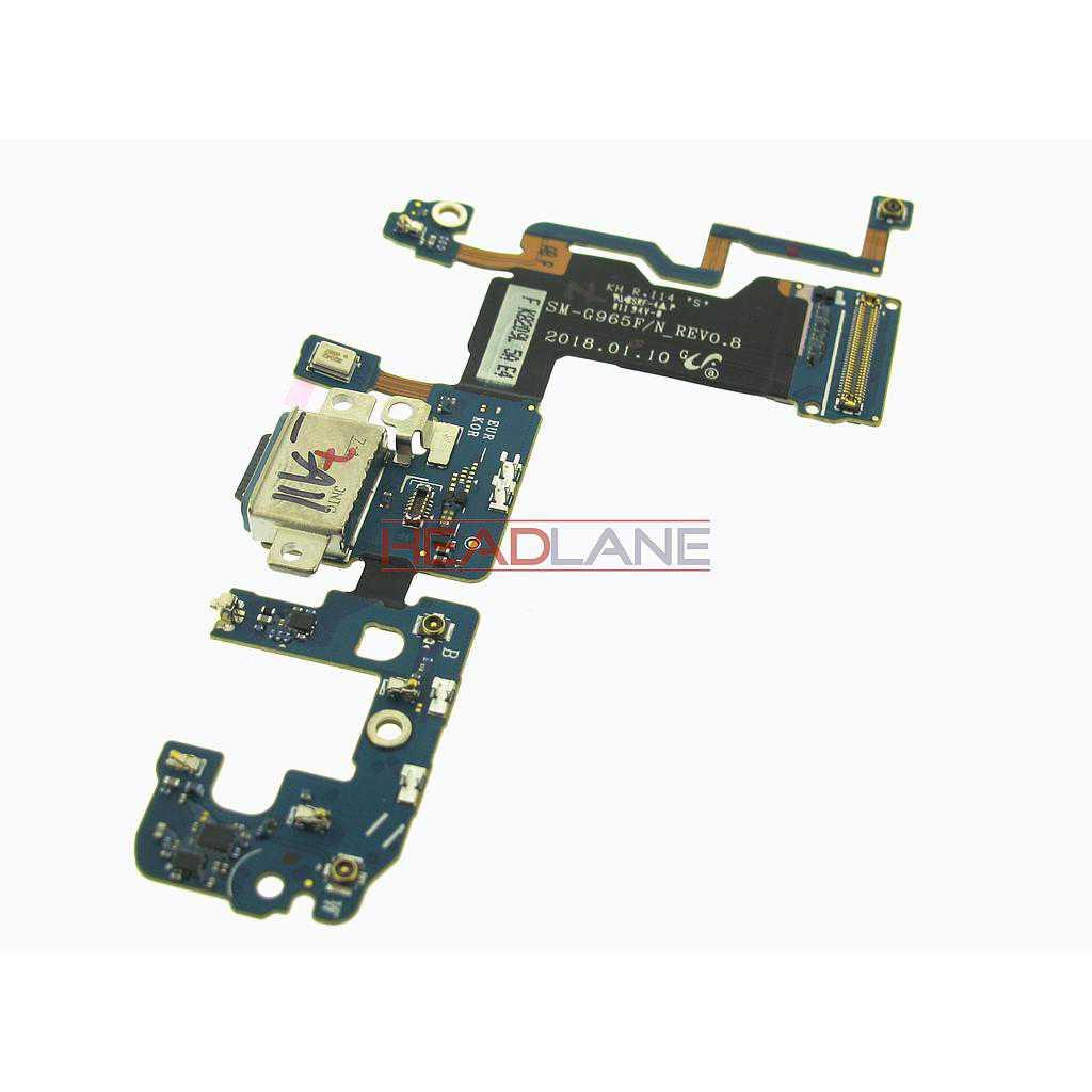 Samsung SM-G965F Galaxy S9+ Charging Port Flex