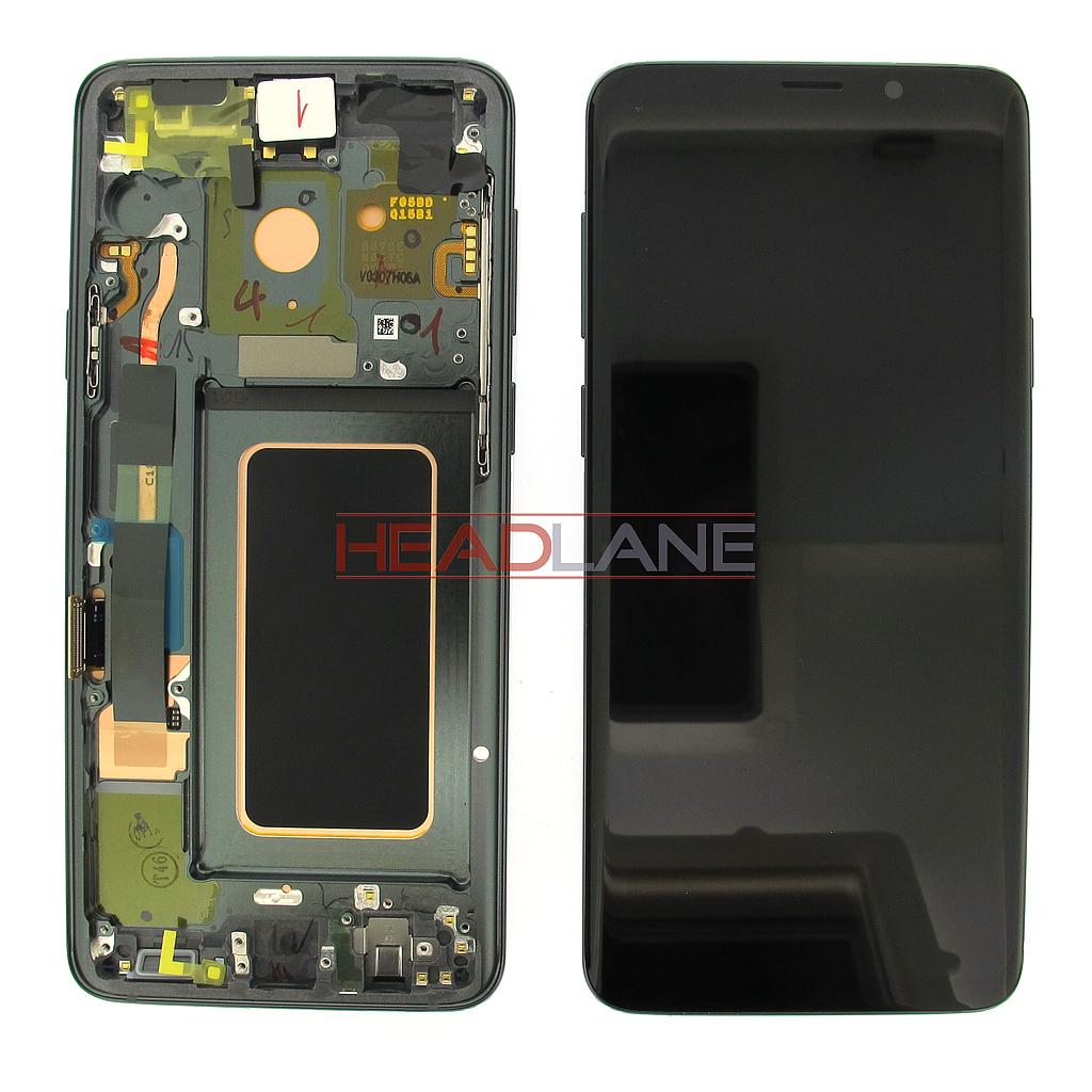 Samsung SM-G965F Galaxy S9+ LCD Display / Screen + Touch - Grey
