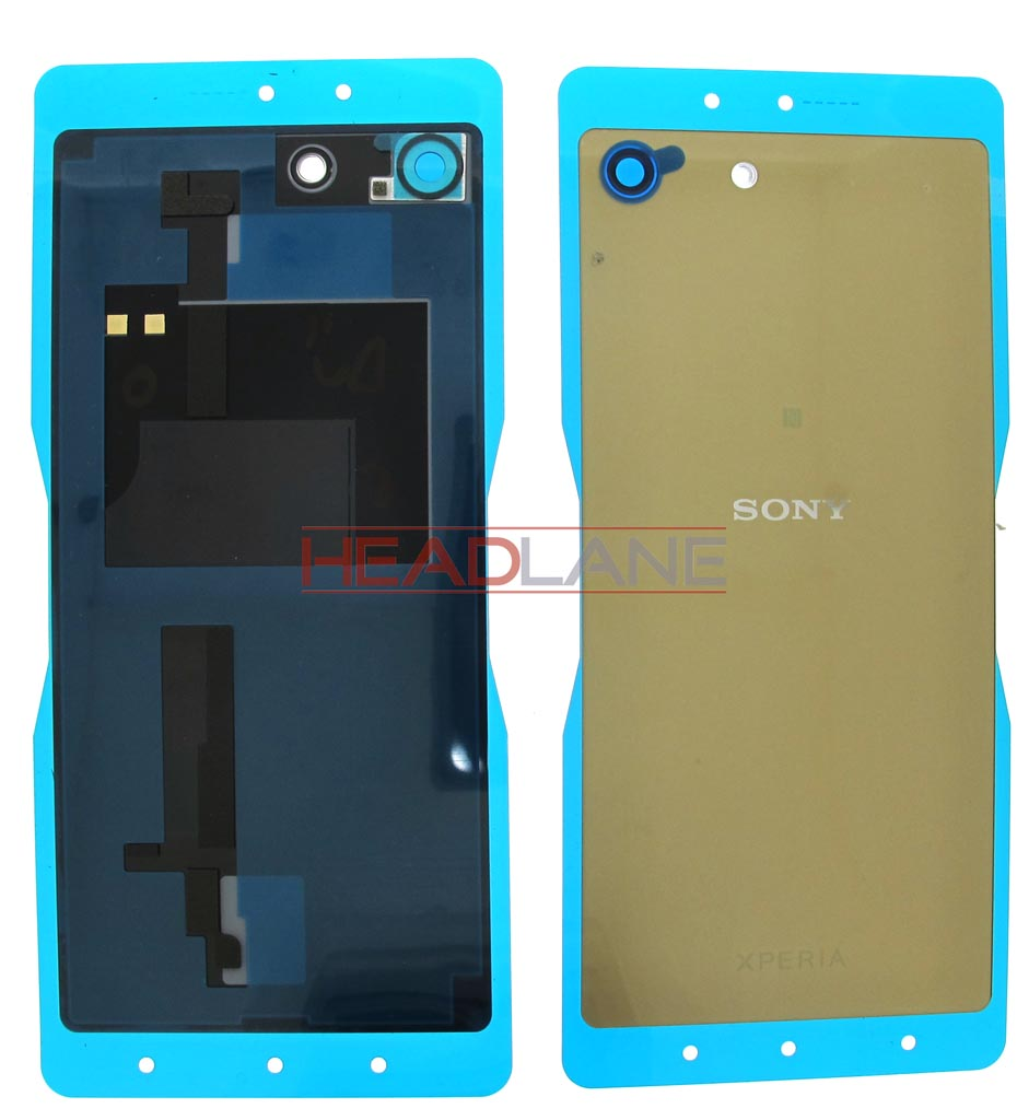 Sony E5603 E5606 Xperia M5 Battery Cover - Gold
