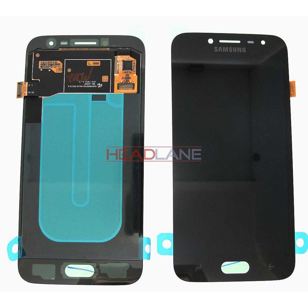 Samsung SM-J250 Galaxy J2 Pro (2018) LCD Display / Screen + Touch - Black