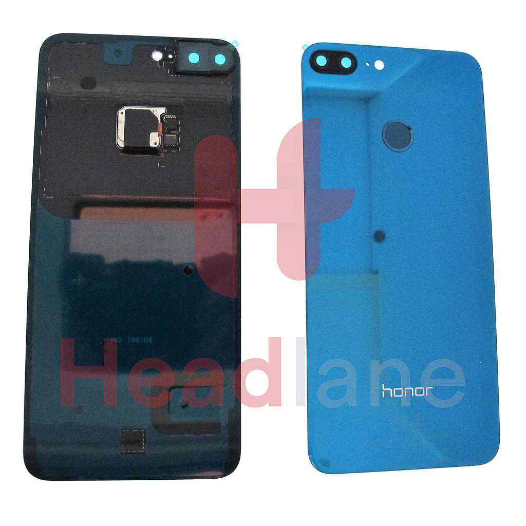 Huawei Honor 9 Lite Back / Battery Cover - Blue