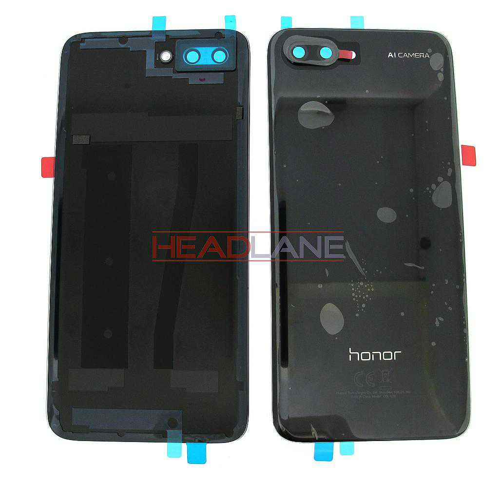 Huawei Honor 10 Back / Battery Cover - Black