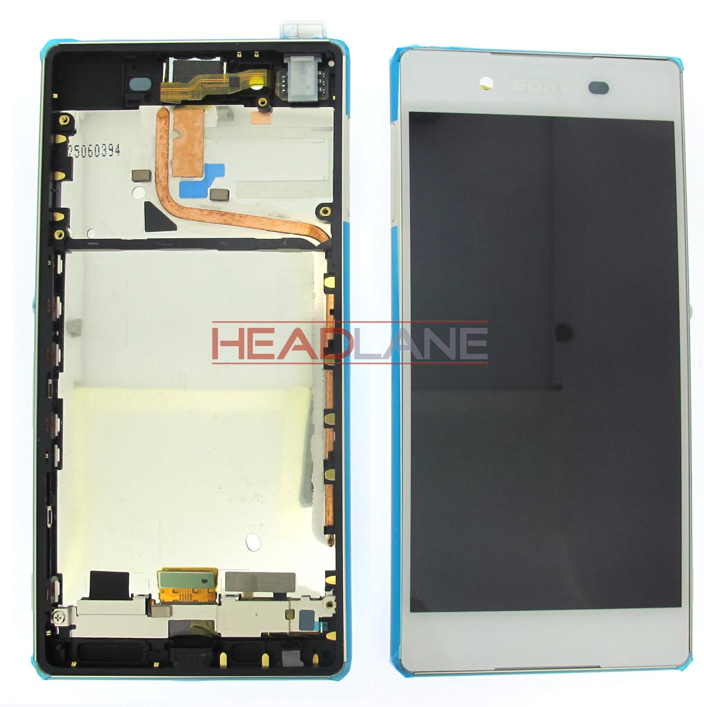 Sony E6553 Xperia Z3+ LCD Display / Screen + Touch - White