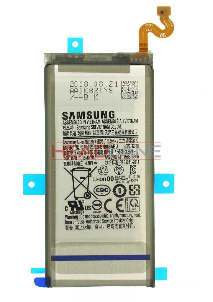 Samsung SM-N960 Galaxy Note 9 Internal Battery