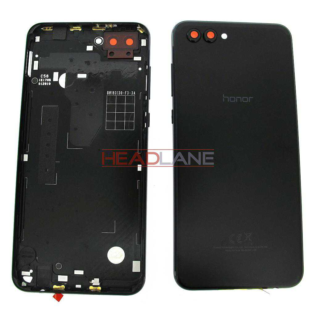 Huawei Honor View 10 Back / Battery Cover - Black