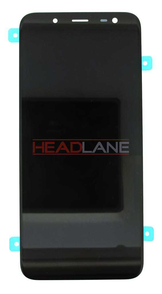 Samsung SM-J600 Galaxy J6 (2018) LCD Display / Screen + Touch - Black / Gold / Lavender