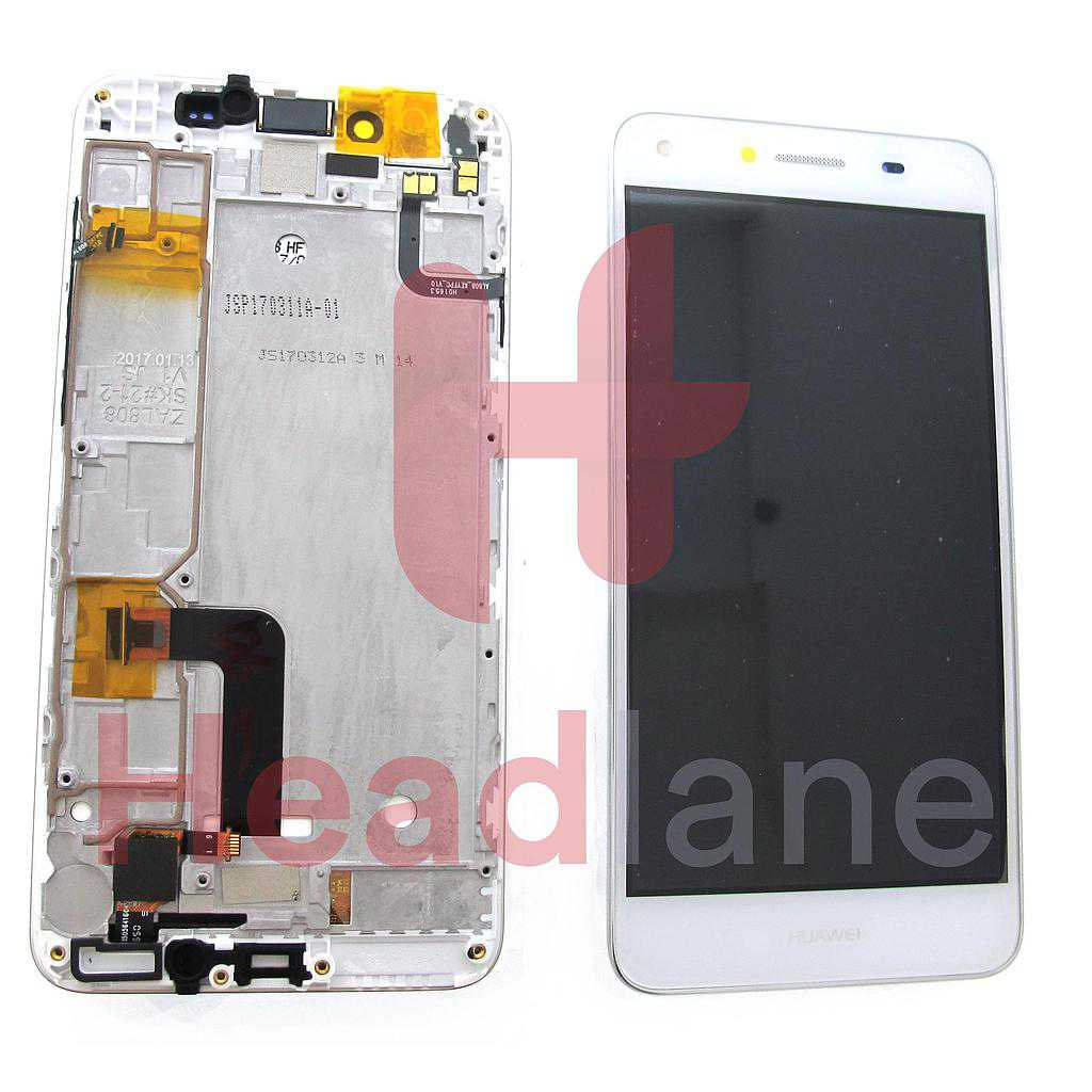 Huawei Y5-II LCD Display / Screen + Touch - White