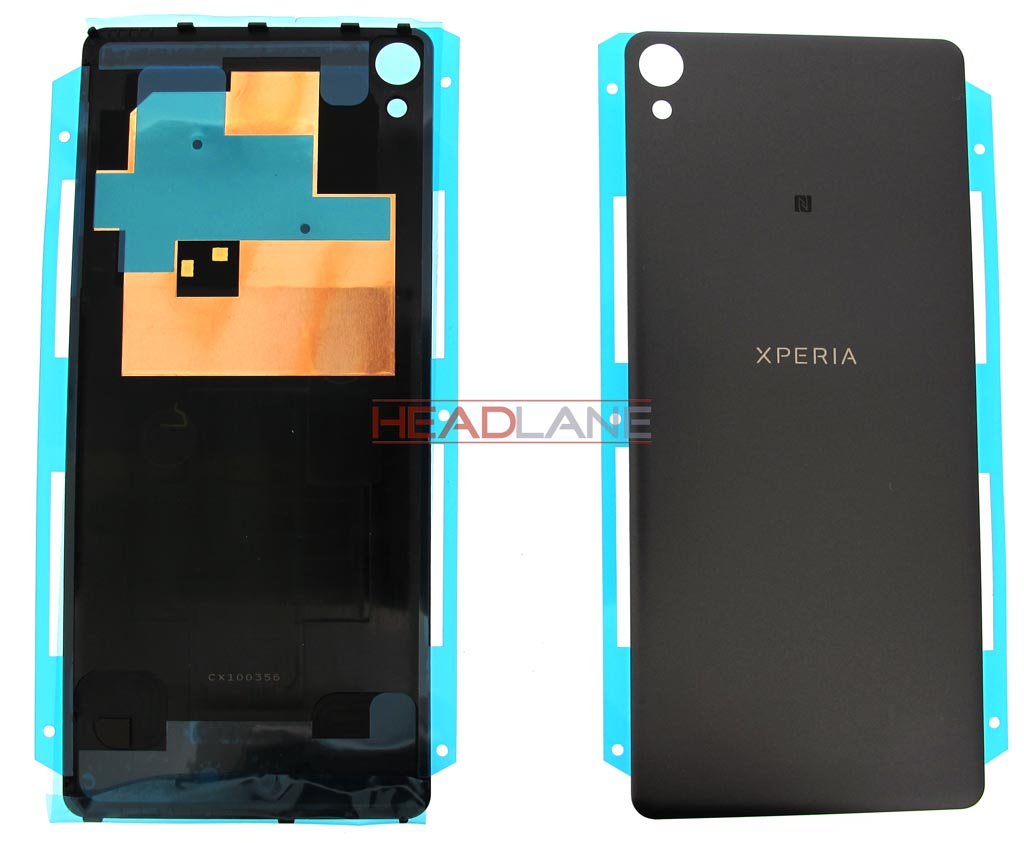 Sony F3111 Xperia XA/F3112 Battery Cover - Black