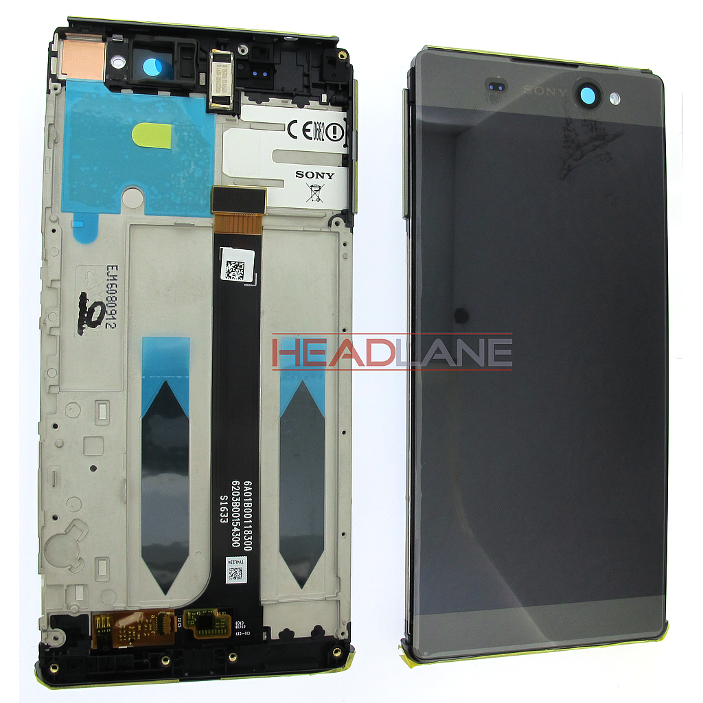 Sony F3211/F3212 Xperia XA Ultra LCD Display / Screen + Touch - Black