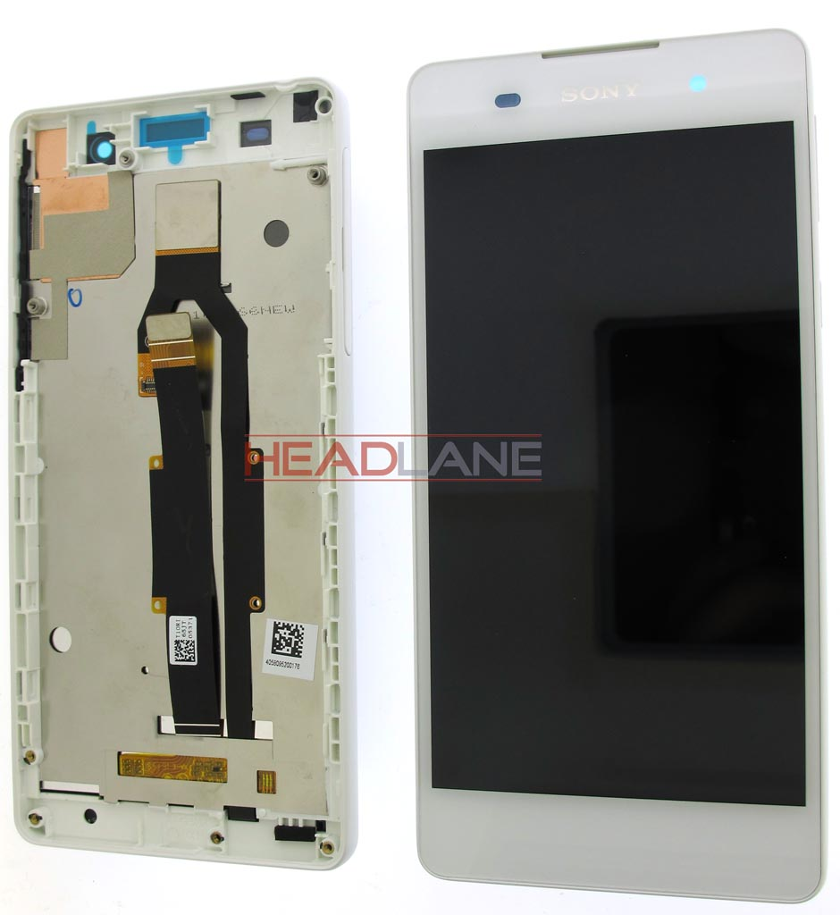 Sony F3311 Xperia E5 LCD Display / Screen + Touch - White
