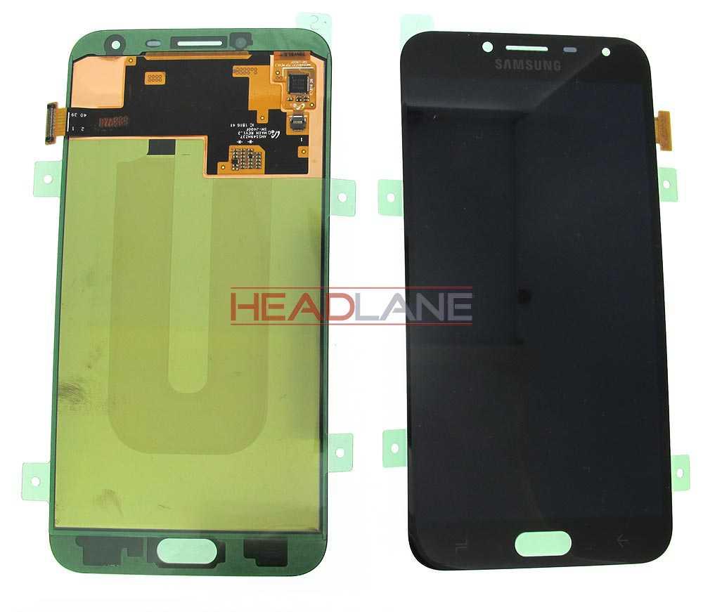 Samsung SM-J400 Galaxy J4 LCD Display / Screen + Touch - Black