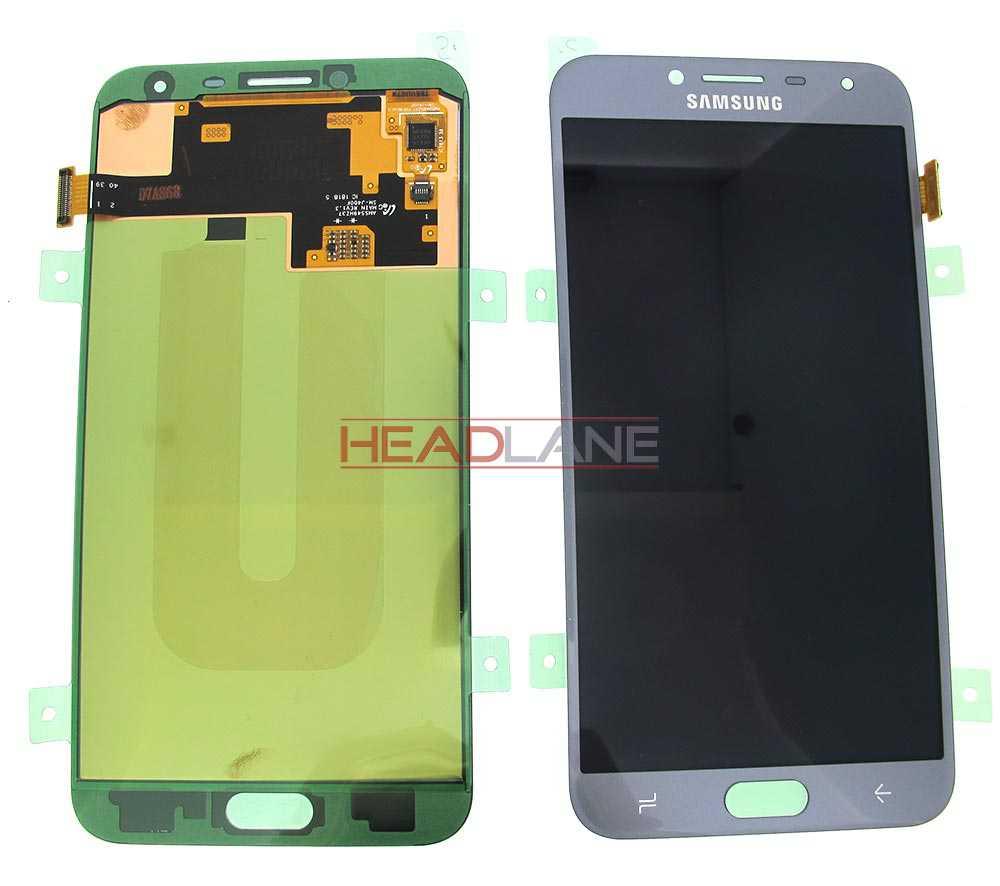 Samsung SM-J400 Galaxy J4 LCD Display / Screen + Touch - Gold