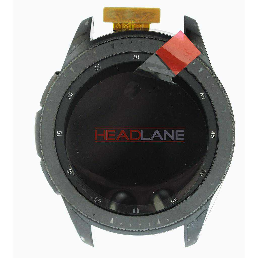 Samsung SM-R810 Galaxy Watch (42mm) LCD Display / Screen + Touch - Black