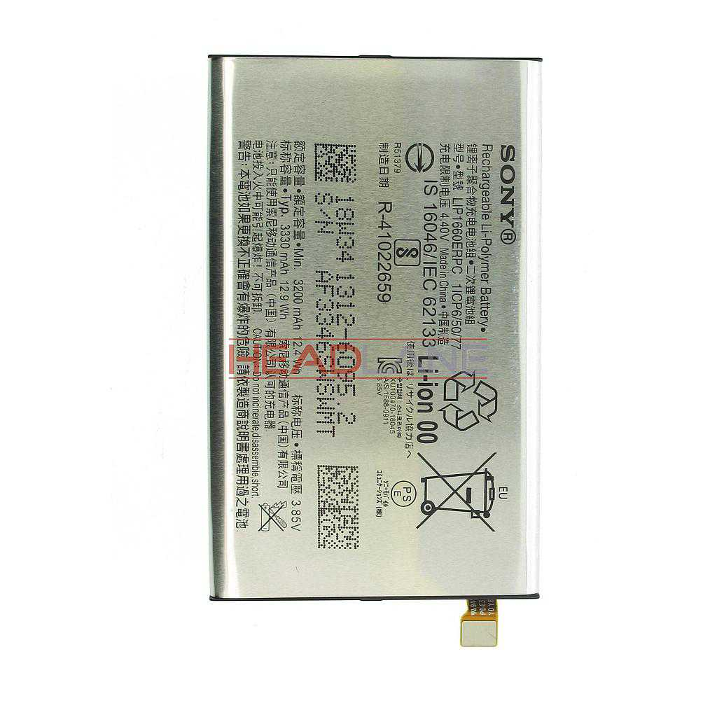 Sony H8416 H9436 Xperia XZ3 Internal Battery
