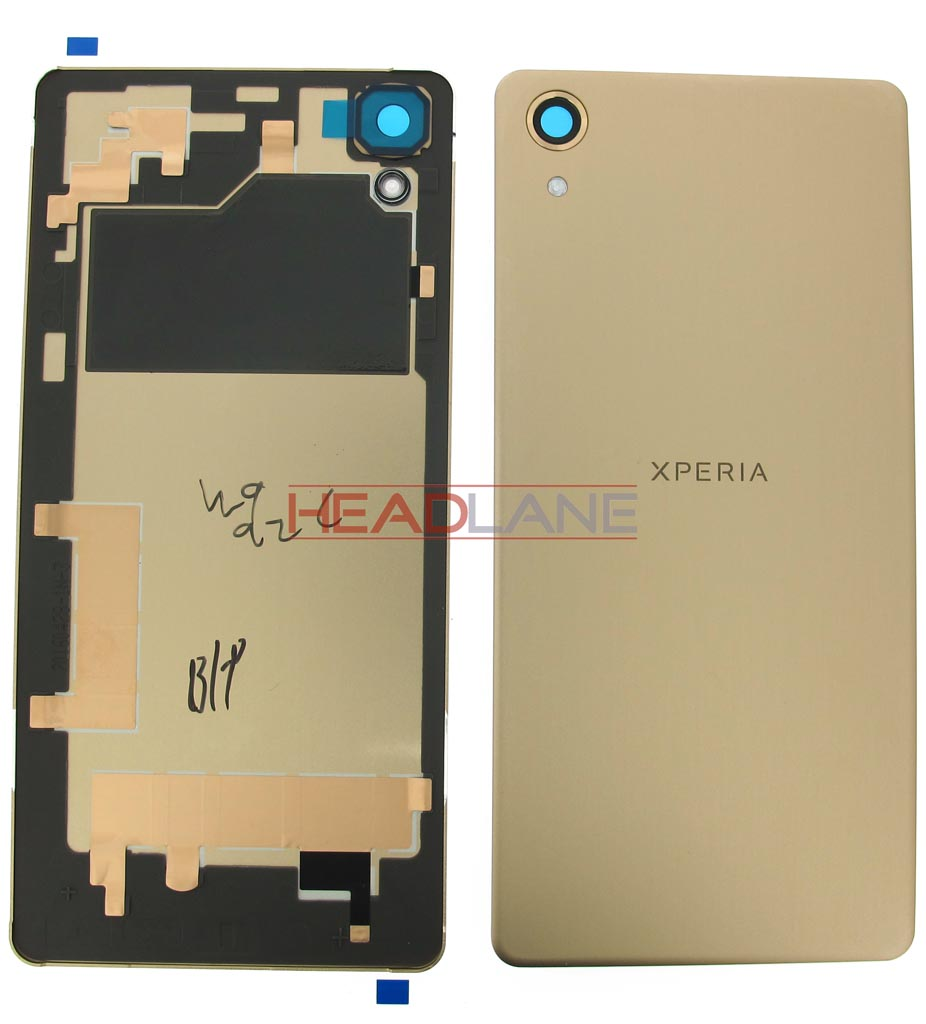 Sony F8131 F8132 Xperia X Performance Battery Cover - Rose