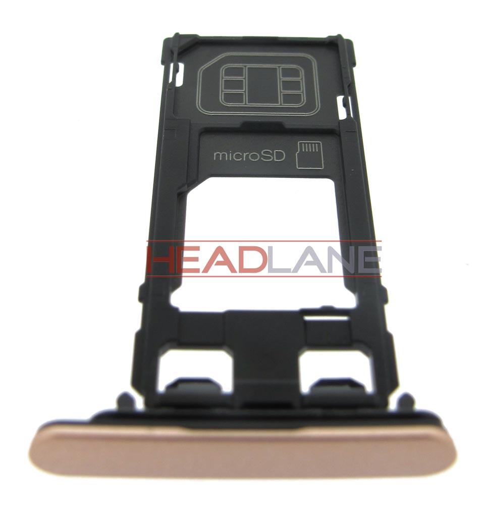 Sony F8131 Xperia X Performance SIM Tray Cap - Rose