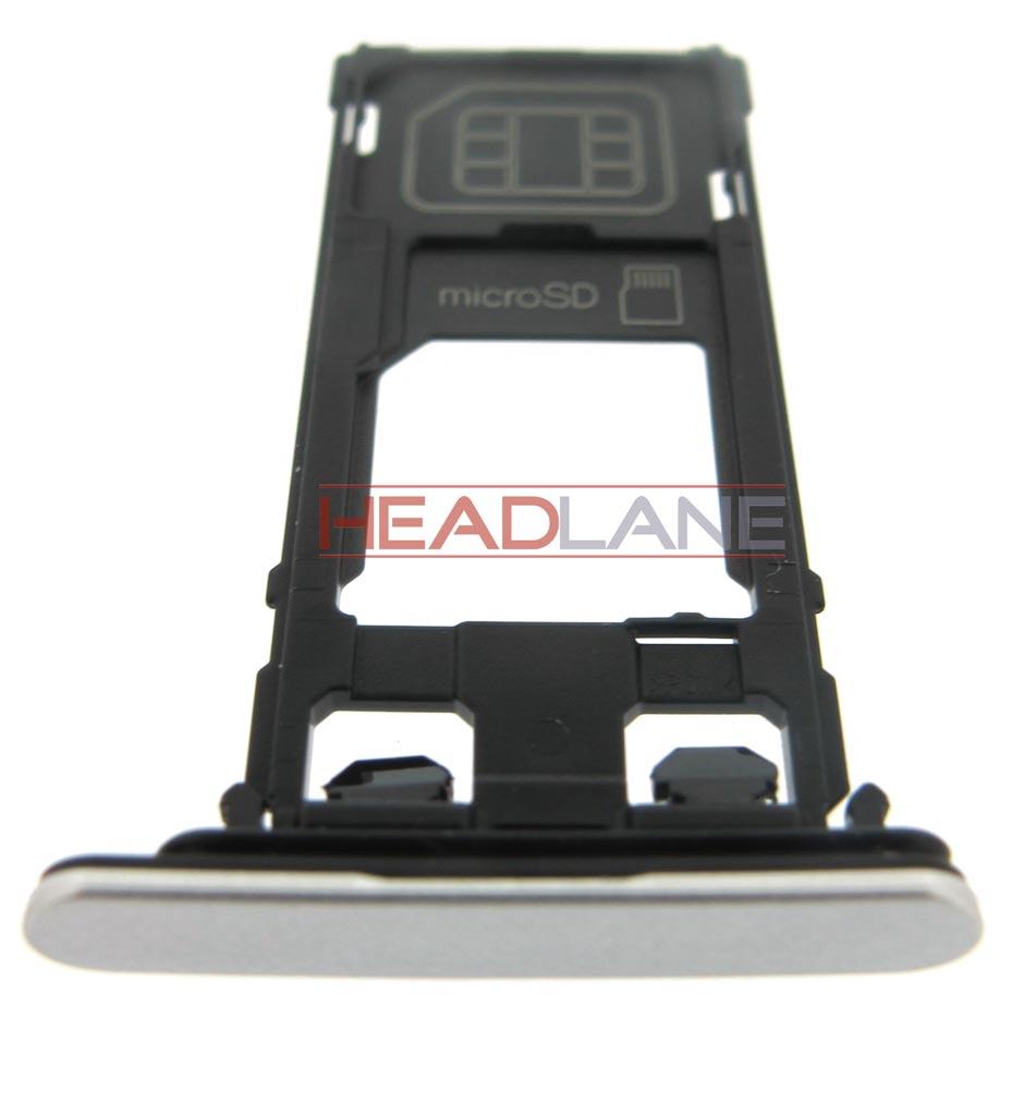Sony F8131 Xperia X Performance SIM Tray Cap - White