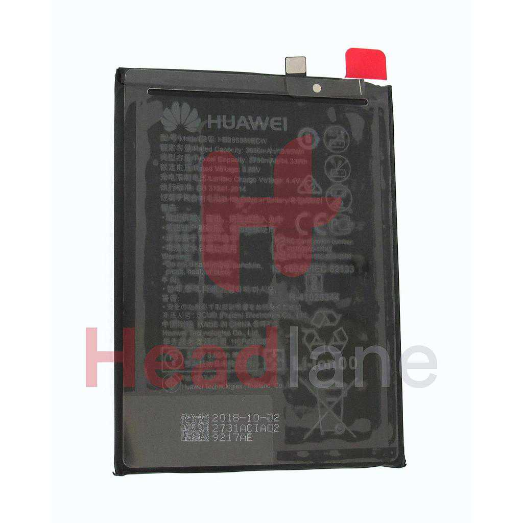 Huawei P10 / P10 Plus HB386589ECW 3650mAh Internal Battery