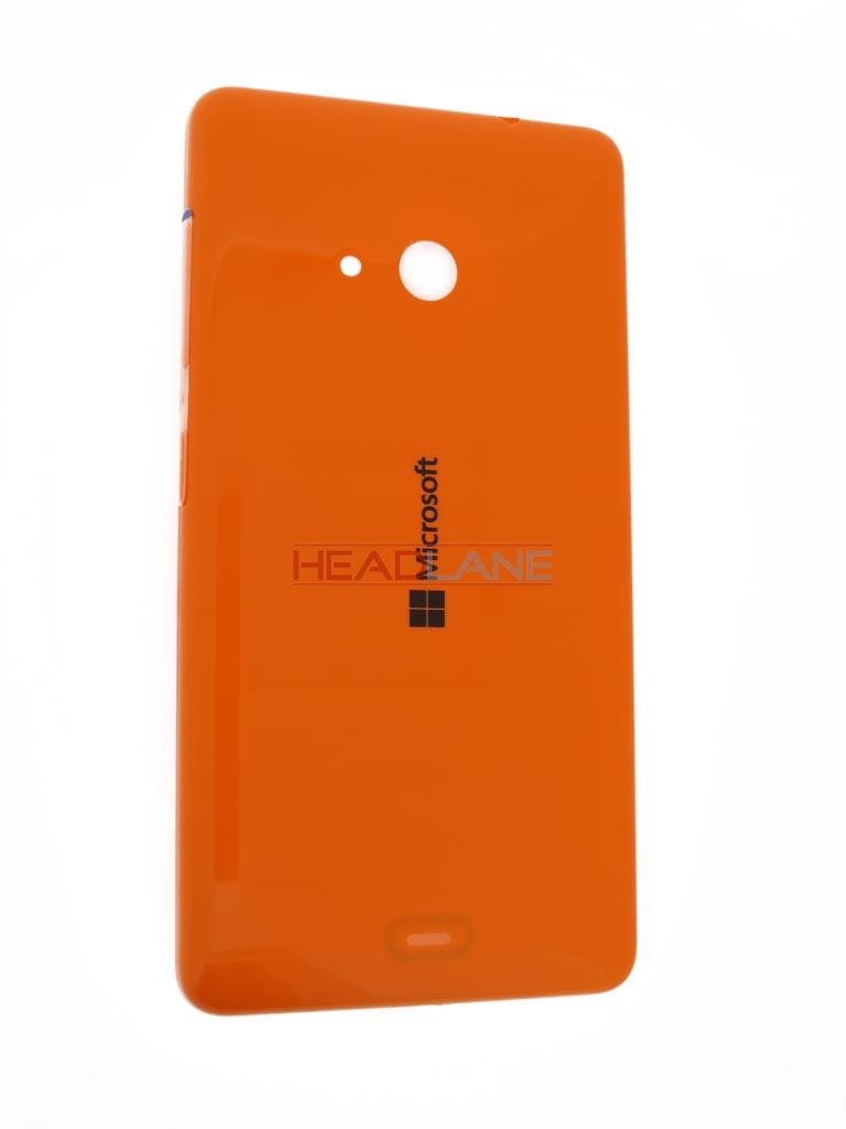 Microsoft Lumia 535 Battery Cover - Orange
