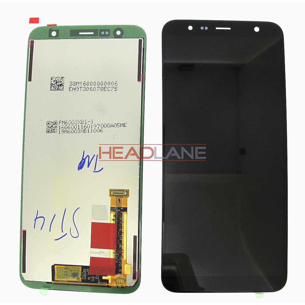 Samsung SM-J610 Galaxy J6+ (2018) SM-J415 Galaxy J4+ (2018) LCD Display / Screen + Touch