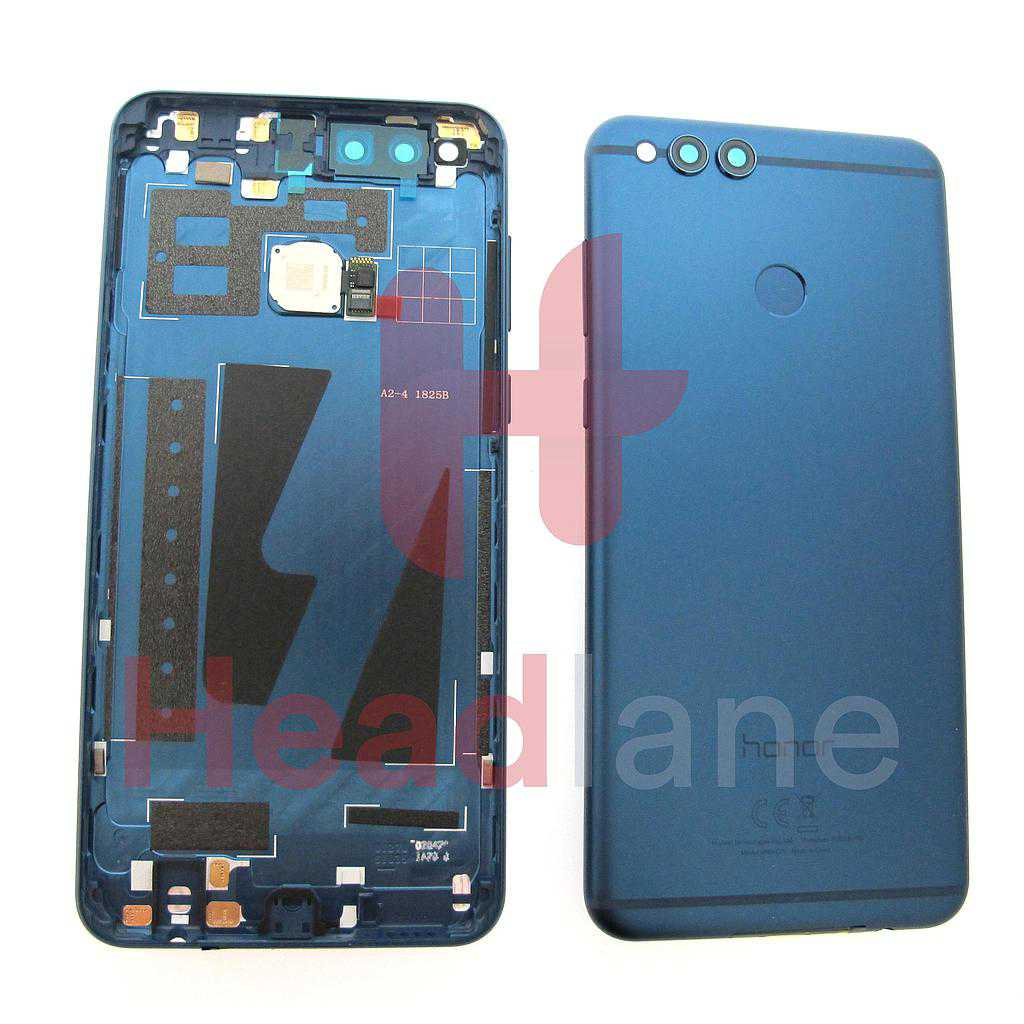 Huawei Honor 7X Back / Battery Cover - Blue